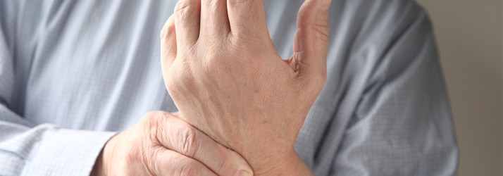 the best chiropractor in Georgetown sees patients with carpal tunnel syndrome