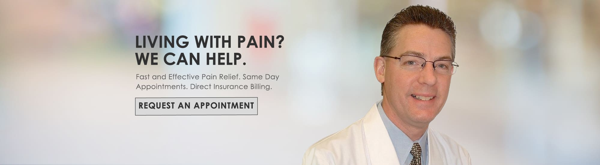we can help your pain slider