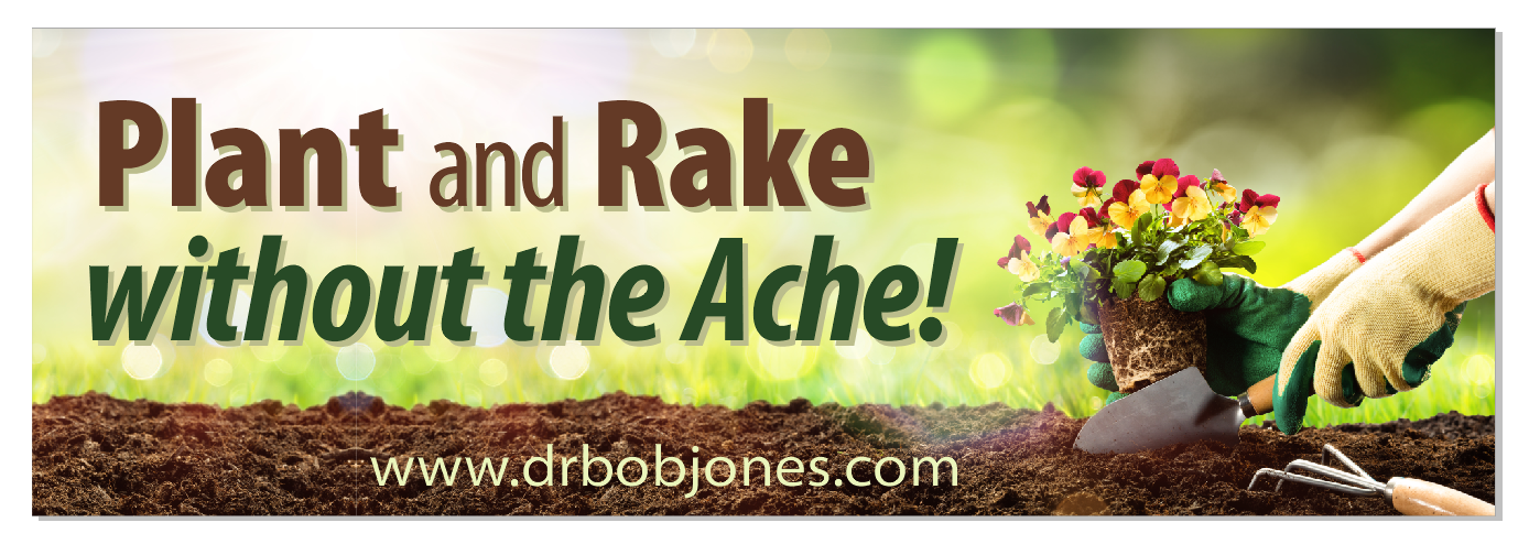 Plant & Rake Without The Ache in Georgetown