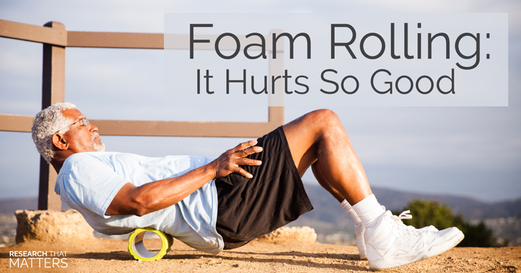 Foam Rolling in Georgetown ON