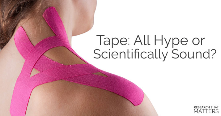 Kinesio Tape in Georgetown ON