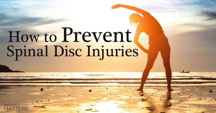 Prevent Spinal Disc Injuries in Georgetown ON