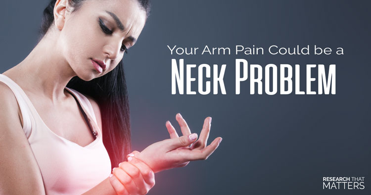 Arm and Neck Pain in Georgetown ON