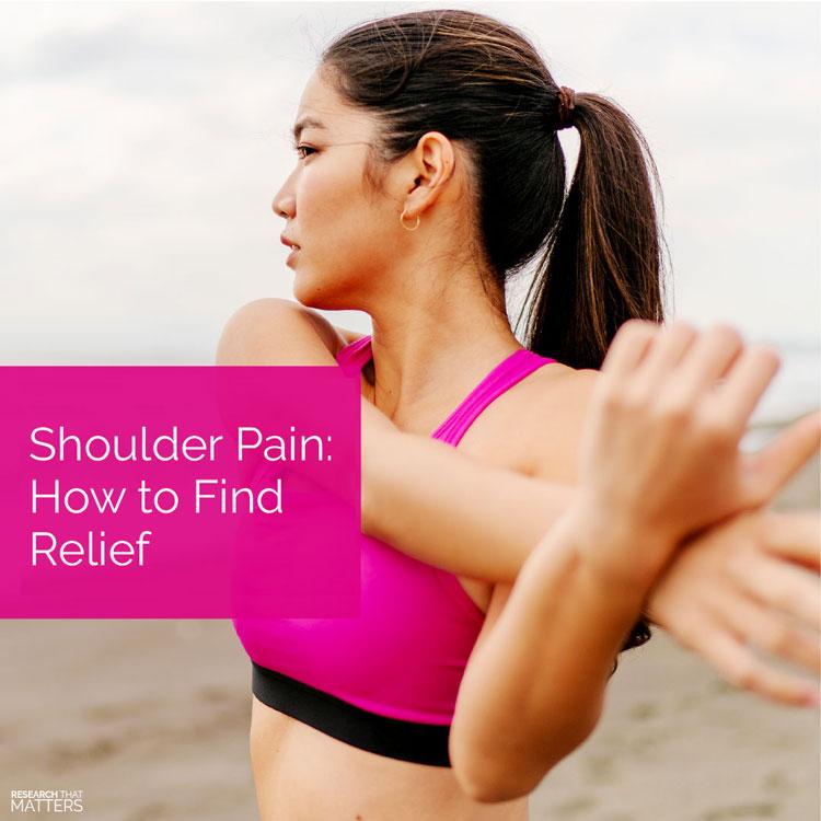 Chiropractic Georgetown ON Shoulder Pain